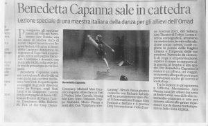 Benedetta Capanna