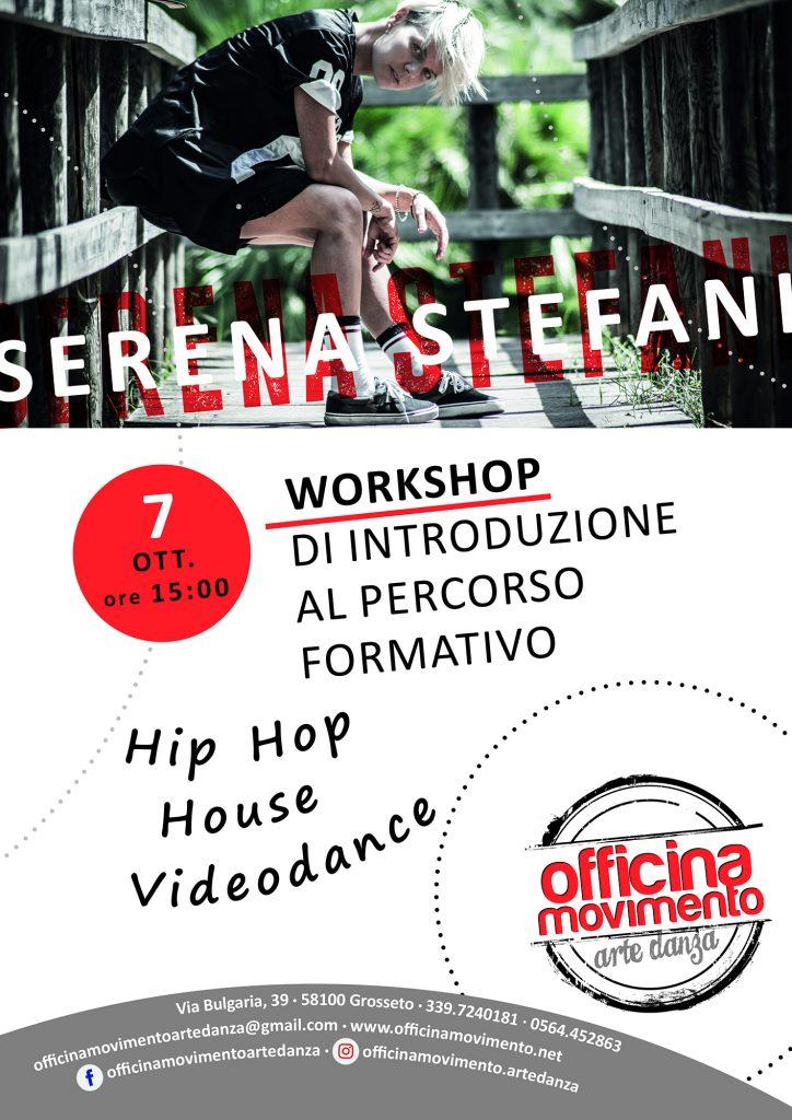 workshop Serena Stefani