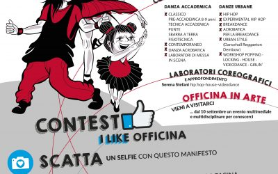 "Contest ""I LIKE OFFICINA"""