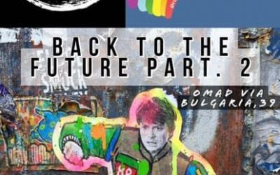 BACK TO THE FUTURE Pt. 2  – Officina Movimento – BrucoBaleno – Grosseto