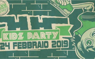 HH KIDZ PARTY – workshop-contest- free cypher – Grosseto 24 febbraio 2019
