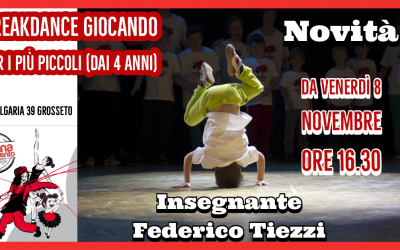 BREAKDANCE GIOCANDO