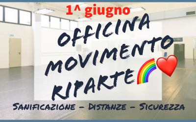 OFFICINA MOVIMENTO RIPARTE